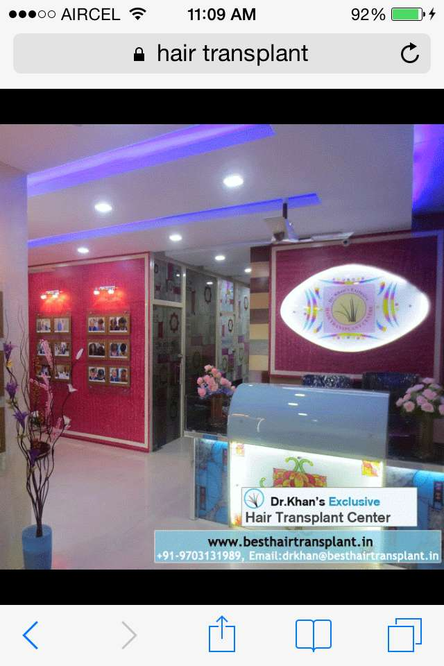 Dr.Khan's Advanced Hair Transplant Clinic Hyderabad