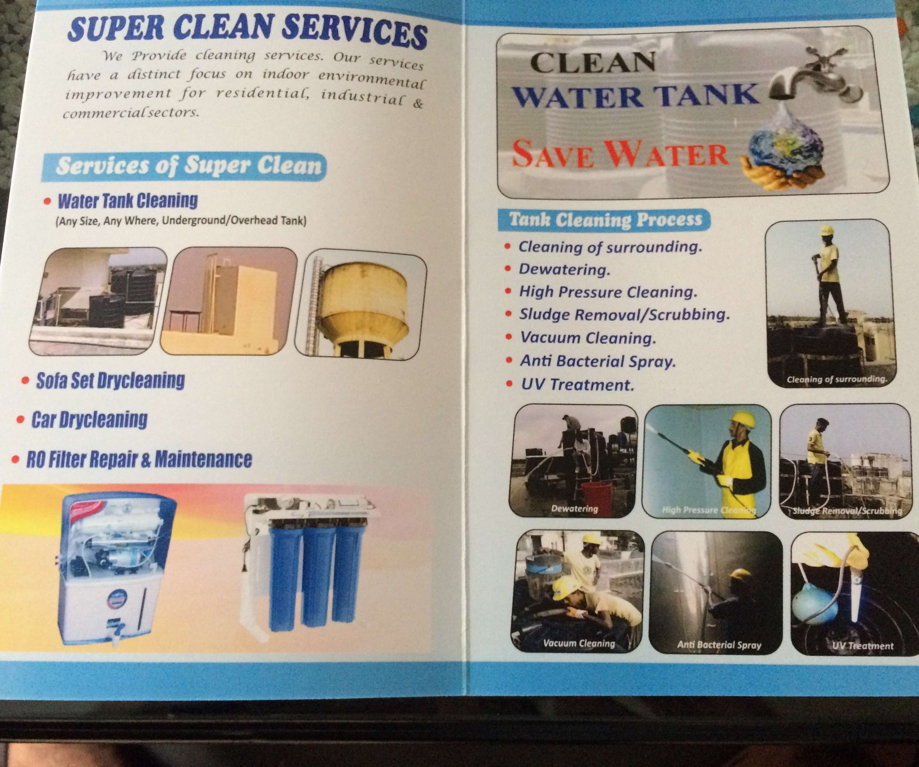 Super Clean Services Bathinda