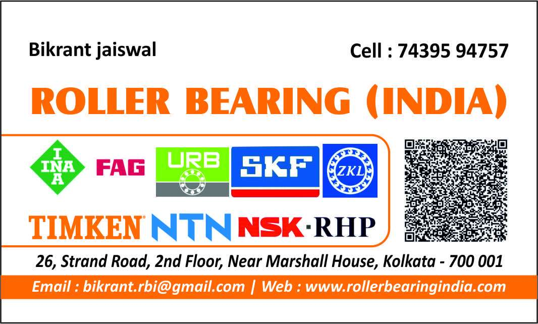 Roller Bearing India Kolkata