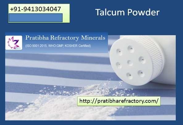 Pratibha Refractory Minerals in Udaipur