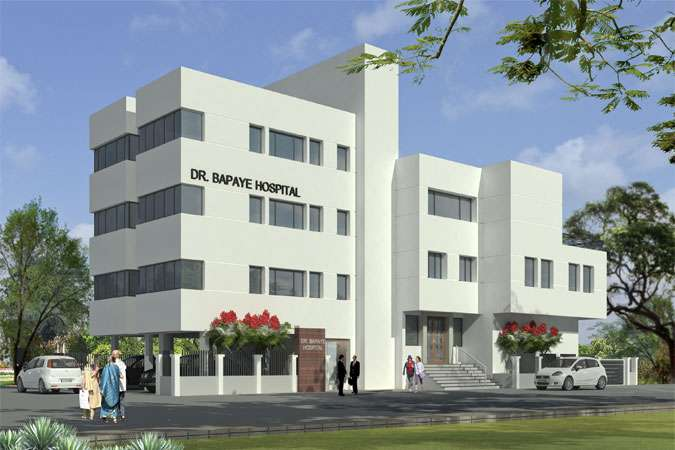 Dr Bapaye Eye Hospital in nasik