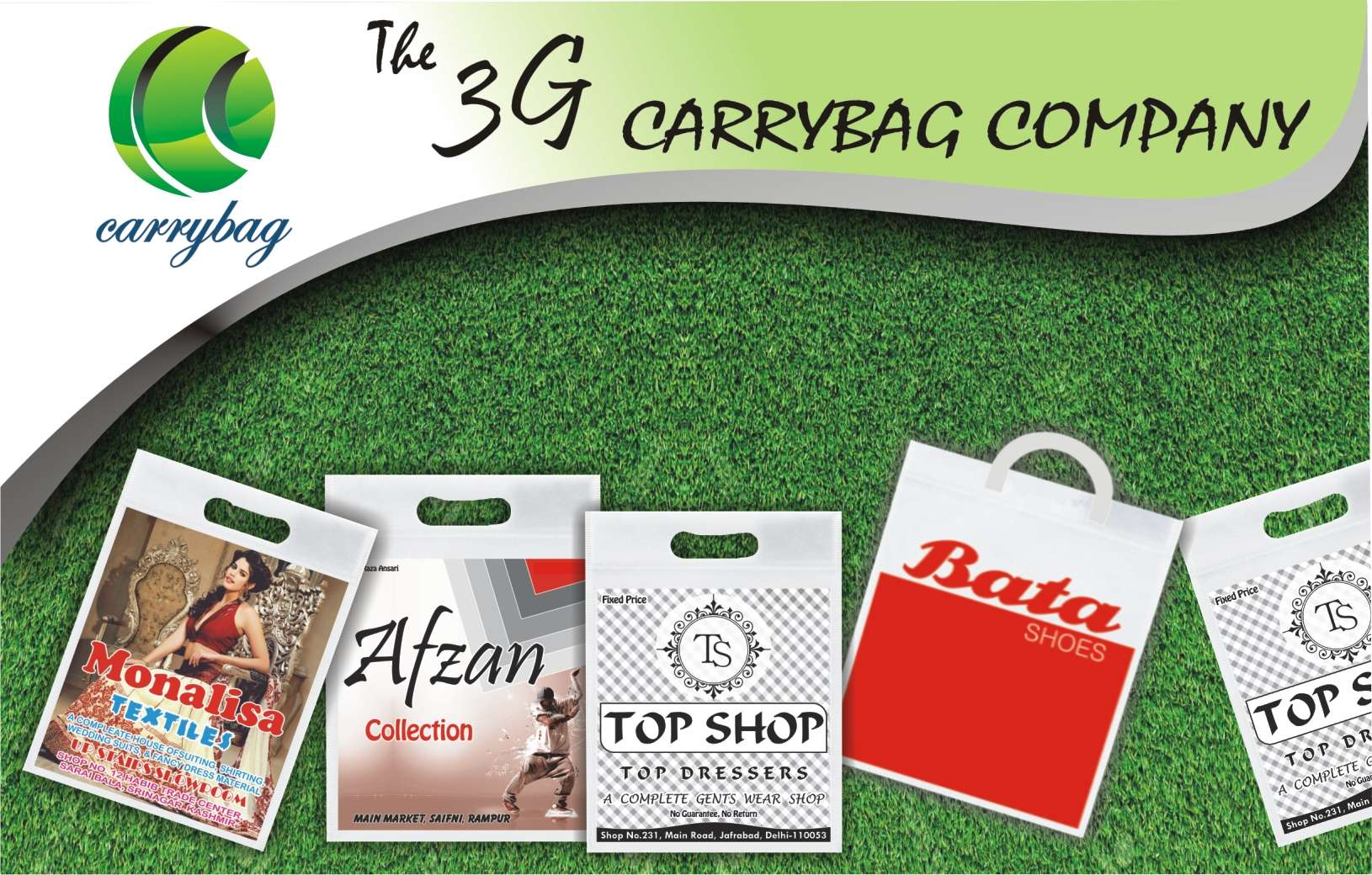 The 3g Carrybag Company