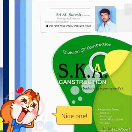S K A Constructional Producing By Engineering Works Visakhapatnam