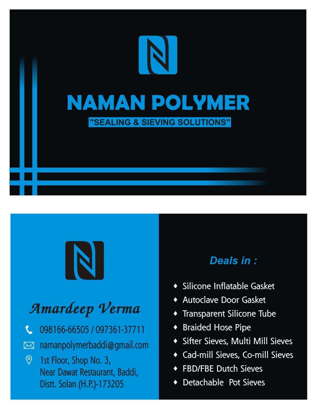 Naman Polymer