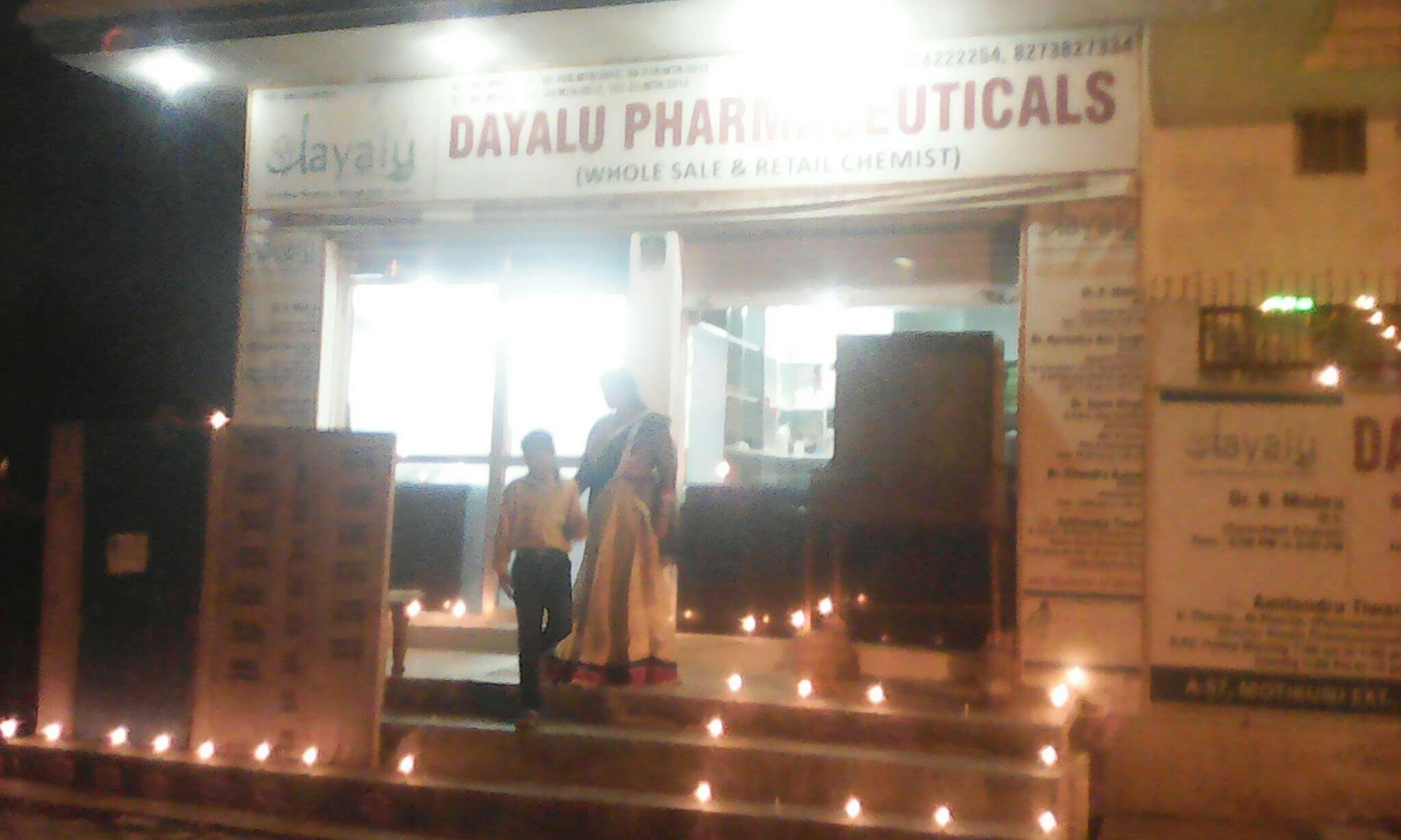 Dayalu Pharmaceuticals Mathura