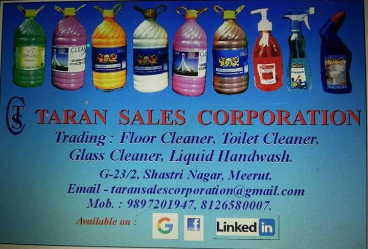 Taran Sales Corporation Meerut