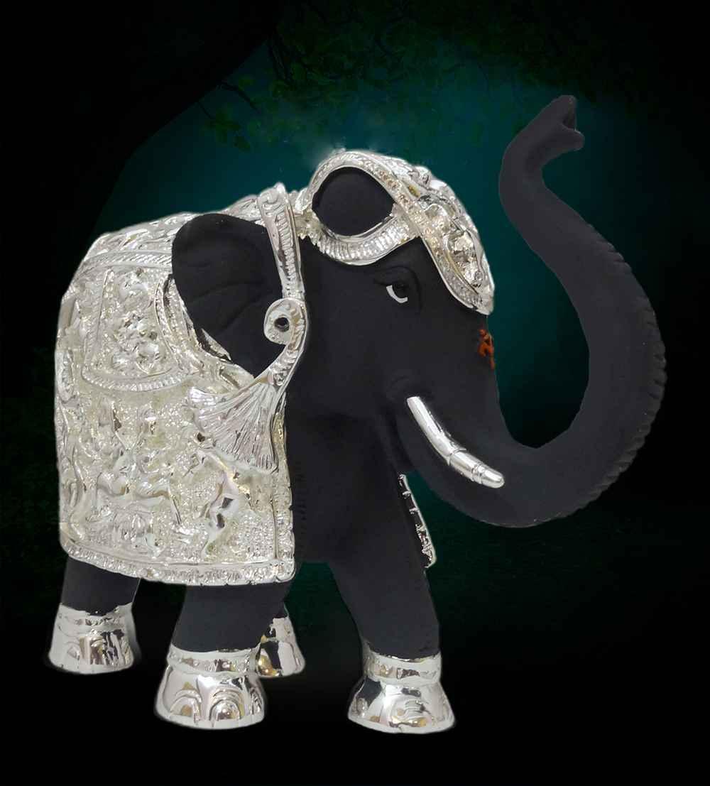 india black elephant 3 inch