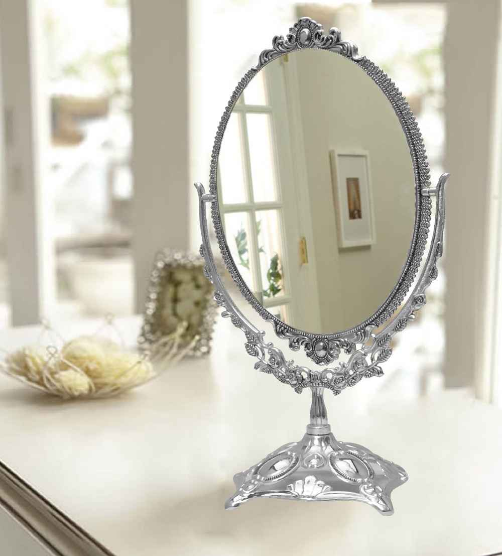 gifts oval mirror big